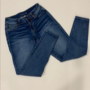 Maurice's skinny jeans XS-short